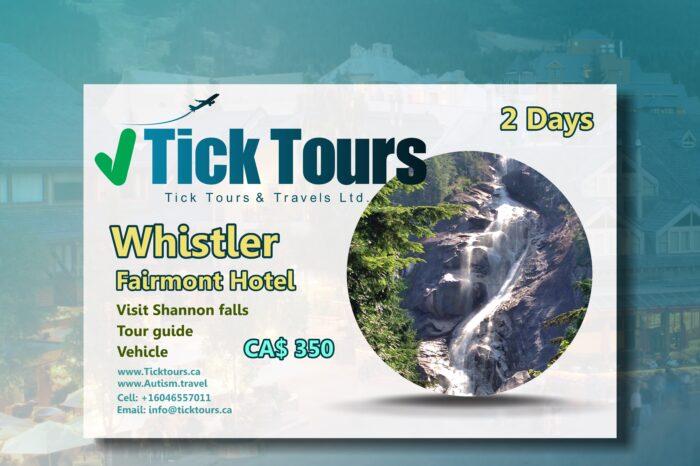 Whistler 2 days